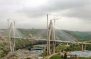 الملك يدشن بالرباط أكبر جسر معلق بإفريقيا ويطلق عليه اسم..