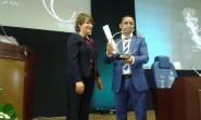 الزميل نبارك أمرو يفوز بإحدى جوائز الصحافة البيئية صنف الإعلام