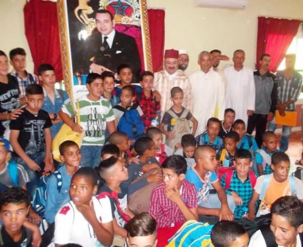 تنغير: مؤسسة ورزازات الكبرى للتنمية المستدامة تنظم مخيما صيفيا بأكادير لفائدة أطفال الإقليم