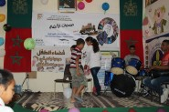مهرجان تملسا الدورة السابعة… لا لتجريد اطفالنا من البراءة محور صبحية الاطفال
