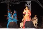 بومالن دادس … فاطمة تبعمرانت و مجموعة تواركيت  تلهبان جمهور مهرجان تملسا في السهرة الاولى