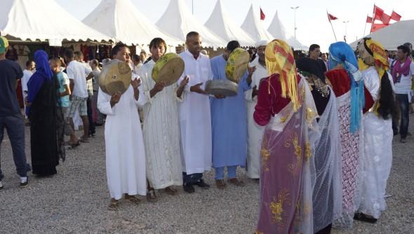 مهرجان تلمسا ببومالن دادس يخطئ طريقه نحو التنمية المحلية وأعطاب تنظيمية تنذر بالفشل