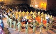 إفتتاح مهرجان أحواش بورزازات بإحتقار ممثلي الإعلام.