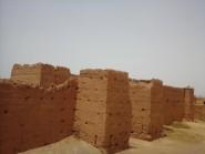 تنغير : قصر أيت حساين بفزو مباني أثرية وتاريخية تحتاج إلى ترميم وصيانة