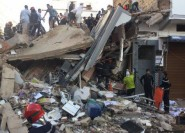 عاجل: ارتفاع حصيلة قتلى انهيار عمارة بشارع الشجر بالدار البيضاء الى 4 قتلى و 20 جريح .