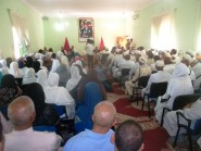 عمالة تنغير تخص الحجاج بحفل استقبال قبل توديعهم إلى بيت الله الحرام