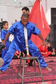 مهرجان تملسا بومالن دادس…. بطل في التحدي والخوارق  يصنع الحدث