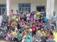 تنغير : اختتام فعاليات المخيم الصيفي للأطفال بتوذغى العليا