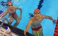 إقصاء السباح المغربي إدريس لحريشي من منافسات الألعاب الأولمبية