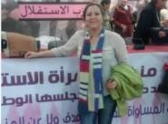 المحامية فاتحة جبور  ضمن اللائحة الوطنية لنساء حزب الاستقلال بجهة درعة تافيلالت