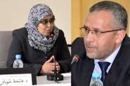 """فضائح """"البيجيدي"""" تتناسل : ضبط شقيقة """"الشوباني"""" توزع شيكات على """"شناقة"""" الانتخابات"""