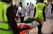 إسعاف 170 حاجا بالمسجد الحرام بسبب الاكتظاظ