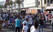 هكذا انطلقت مسيرة الدار البيضاء ضد أخونة الدولة والمجتمع + فيديو