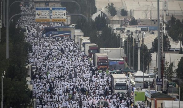 السعودية تفرض غرامات مالية على الحجاج الذين يستعملون الموقد الغازي بعرفة