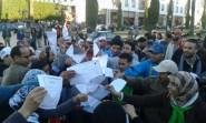 """برنامج احتجاجي مكثف """"لأطر بنكيران"""" بالتزامن مع عيد الأضحى المبارك"""