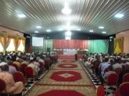 """تنغير : لقاء تواصلي تكويني بحضور عضو الديوان السياسي """"مصطفى عديشان"""" لحزب الكتاب"""