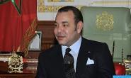 """الملك محمد السادس يفوز بجائزة نيلسون مانديلا """"للسلام"""""""