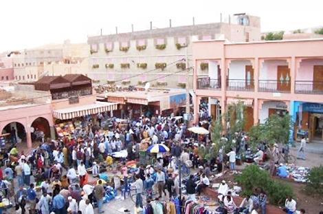 وفرة تموين الأسواق المحلية تواكب رمضان في تنغير