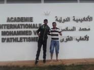 تنغير: وليد ايت حمو من جمعية ايت ايحيا لألعاب القوى يلتحق بالأكاديمية الدولية محمد السادس لألعاب القوى.