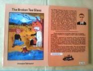 """تنغير : رواية """" The Broken Tea Glass"""" أو """"كأس الشاي المنكسر""""….. إصدار جديد للأستاذ عثمان تقريوت"""
