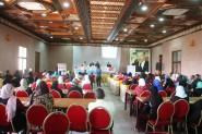 """تنغير :شبكة جمعيات تنغير للتنمية و الديمقراطية تعطي انطلاقة مشروع """" من أجل ديمقراطية دامجة في المغرب القروي"""""""
