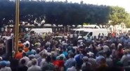فيديو: عصا وتفرشيخ في الرباط..مواجهات عنيفة بين القوات العمومية والمحتجين على قانون التقاعد الجديد