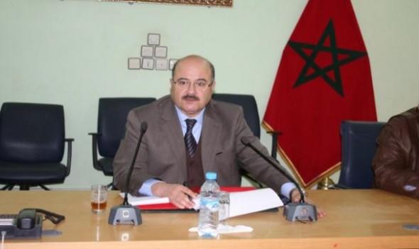 اعفاء عامل إقليم تنغير من منصبه وتعيين حسن الزيتوني لتسيير شؤون العمالة مؤقتا