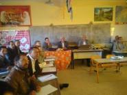 مديرية تنغير:المنهاج الدراسي المنقح للسنوات الاربع الاولى من التعليم الابتدائي يحط الرحال بمجموعة مدارس تصويت