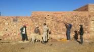 """انطلاق تصوير فيلم وثائقي حول المقاوم """"زايد أوحماد"""" بكل من تادافالت، تنغير وأسول"""