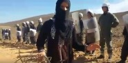 تنغير : القوات العمومية تحاصر المسيرة السلمية لمعتصمي ألبان باميضر (فيديو)