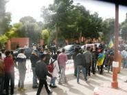 """تنغير: بالصور … جانب من""""مسيرة الكرامة"""" ضد تردي الأوضاع الصحية بالإقليم"""