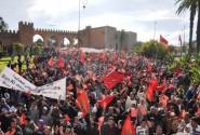 نشطاء على « فيسبوك » : مغاربة غاضبون..خاص الدولة تحتارمنا..وموعدنا في مسيرة ضد الحكرة بالرباط