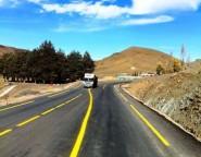 """طريق الموت """"تيزي نتشكا"""" يشهد حادثة سير خطيرة، وهذه هي الخسائر"""