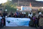 تنغير :IDACTS في زيارة تربوية لمركزية مجموعة مدارس تاغيا نلمشان .