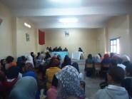 تنغير : أمسية قرآنية بثانوية المرابطين التأهيلية