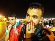 الأمن يتدخل بقوة ويعنف 10 آلاف إطار المعتصمين في ساحة جامع الفنا