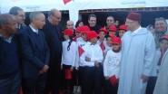 """إقليم تنغير: افتتاح فعاليات المعرض الجهوي للكتاب  في نسخته الأولى تحت شعار """"الطفل و الكتاب"""""""