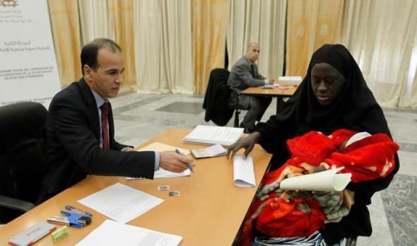 جهة درعة-تافيلالت : تقديم 34 طلبا لتسوية وضعية المهاجرين بأقاليم الجهة
