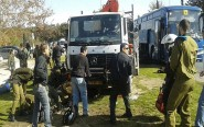 دهس شاحنة يقودها فلسطيني لمواطنين إسرائيليين