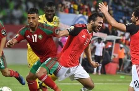 الفراعنة يخرجون المنتخب الوطني من المنافسة على الكأس الافريقية