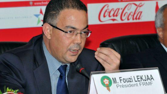 فوزي لقجع مرشح بقوة لخلافة روراوة الجزائري على رأس المكتب التنفيذي للكاف