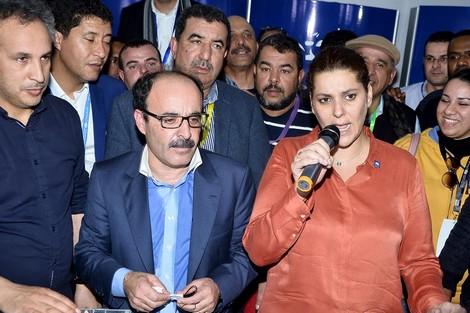 انتخاب المرتجي حمو ممثلا ممثل درعة تافيلالت للبام