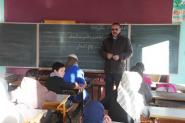 تنغير : انطلاق الامتحان الموحد المحلي بم/م اقيدار جماعة واكليم