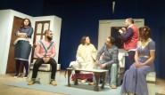 """فرقة مسرح المدينة الصغيرة تعرض مسرحيتها التحسيسية """"على السلامة"""" بتنغير"""