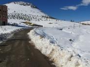 الطريق الرابطة بين املشيل وتنغير مقطوعة بسبب الثلوج