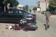 مصرع سائق دراجة نارية في حادثة نواحي تنغير