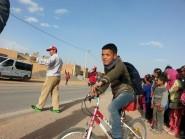 قلعة أمكونة: تلاميذ مجموعة مدارس أم عياش في موعد مع اليوم الوطني للسلامة الطرقية