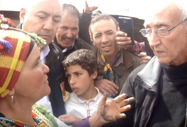 أرشيفنا // هنو أماروش في حوار مع الناشط الأمازيغي أحمد الدغرني