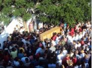 جنازة مهيبة لباشا مدينة تنجداد بمسقط رأسه بفاس