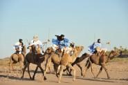 المهرجان الدولي للرحل في دورته الرابعة عشر من 16 إلى 18 مارس 2017 بمحاميد الغزلان،